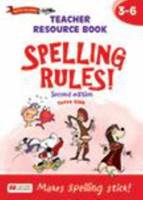 Spelling Rules! 2e TRB 3-6