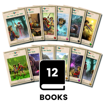 Magic Belt Series 12 books