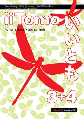 iiTomo 3+4 Activity Book 2 Ed