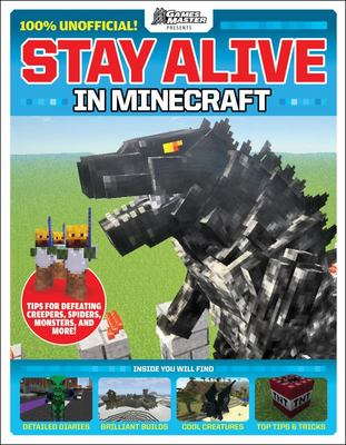 Stay Alive in Minecraft (Gamesmaster Presents)
