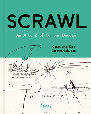 Scrawl - An a to Z of Famous Doodles