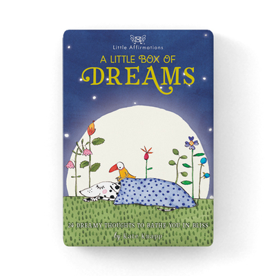 A Little Box of Dreams - 24 Affirmation cards