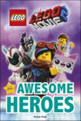 The Lego Movie 2: Awesome Heroes (DK Readers Level 2)