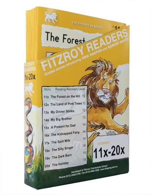 Fitzroy Readers Pack 11x-20x