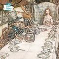 Arthur Rackham: Alice in Wonderland Tea Party - 1000 Piece Jigsaw