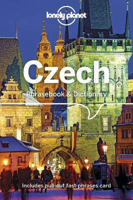 Czech Phrasebook and Dictionary 4
