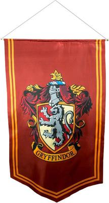Large collectables harry potter gryffindor satin banner 1 650x1050