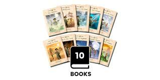 Talisman Series 1 (10 Books)