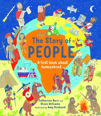 The Story of People: A First Book about Humankind