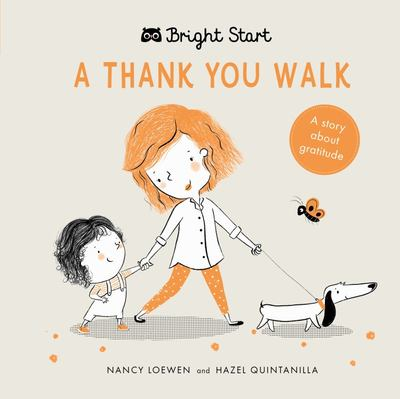 A Thank You Walk: A Story about Gratitude (Board)