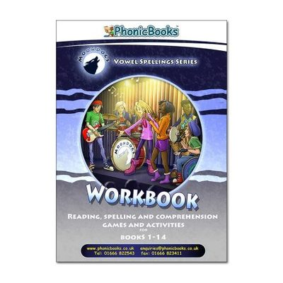 WMD3 Moon Dogs Workbook set 3