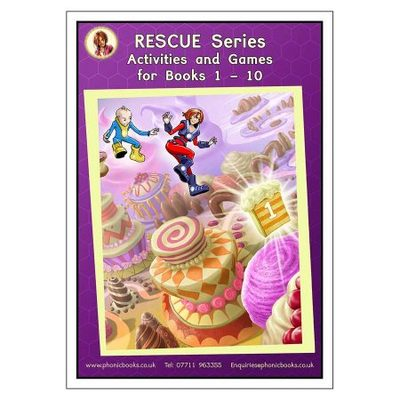 RE2 Rescue Series Workbook