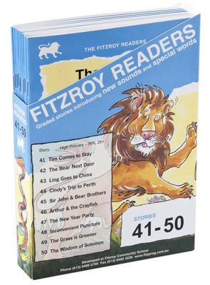 Fitzroy Readers Pack 5 (41-50)