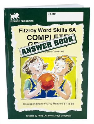 Word Skills Answer Book 6A