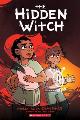The Hidden Witch (Witch Boy #2)