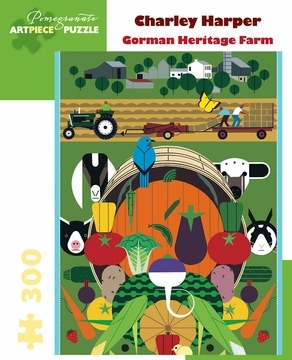 Charley Harper: Gorman Heritage Farm 300pcs