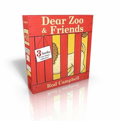 Dear Zoo Boxed Set - Dear Zoo; Farm Animals; Dinosaurs