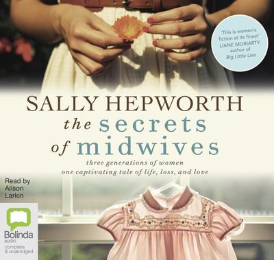 The Secrets of Midwives audio cd