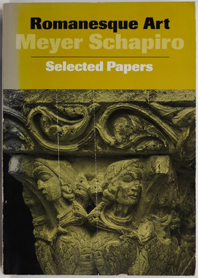 Romanesque Art - Selected Papers
