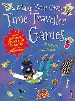 Make Your Own Time-Traveller Games