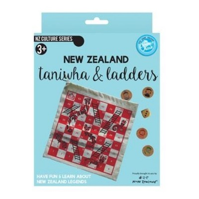 New Zealand Taniwha & Ladders
