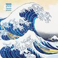 Adult Jigsaw Hokusai: the Great Wave - 1000 Piece Jigsaw