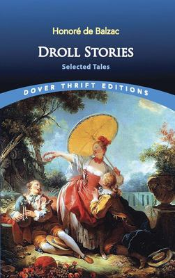 Droll Stories - Selected Tales