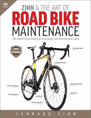 Zinn and the Art of Road Bike Maintenance 5th edn