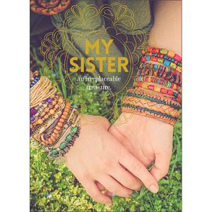 My Sister Sixth Sense Card