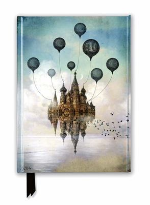 Catrin Welz-Stein: Journey to the East (Foiled Journal)