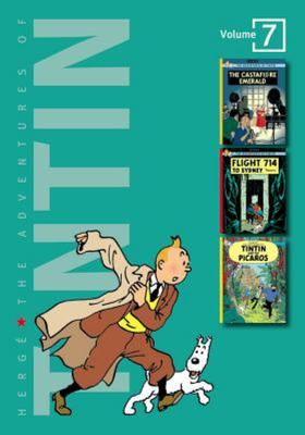 The Adventures of Tintin, Volume 7: The Castafiore Emerald, Flight 714 to Sydney, and Tintin and the Picaros