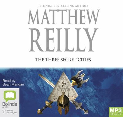 The Three Secret Cities Audio MP3