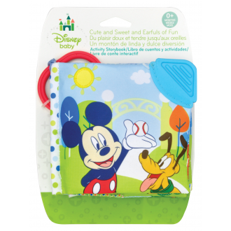 Mickey Mouse Soft Book (KP79255)