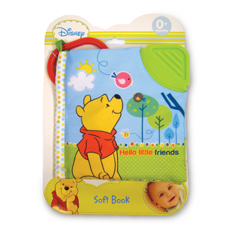 Winnie the Pooh Cloth Activity Storybook