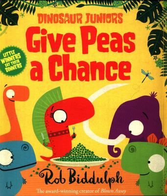 Give Peas a Chance - Dinosaur Juniors (2)