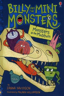 Billy and the Mini Monsters - Monsters at the Museum