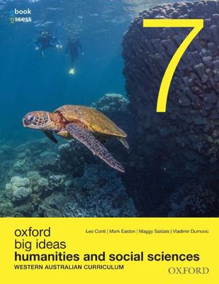Oxford Big Ideas Humanities and Social Sciences 7 WA Curriculum Student Book+obook Assess - Oxford