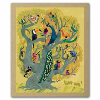 Perfect Perch, GreenThanks, Eco-Friendly Thank You Boxed Notecards Set