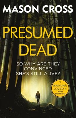 Presumed Dead - Carter Blake Book 5