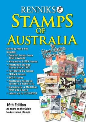 Stamps of Australia 16th Edition: The Stamp Collectors Reference Guide