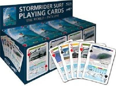 Stormrider Surf Playing Cards : The World - Pack One