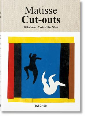 Henri Matisse - Cut-Outs, Drawing with Scissors