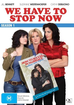 We Have to Stop Now Season #1 Dvd