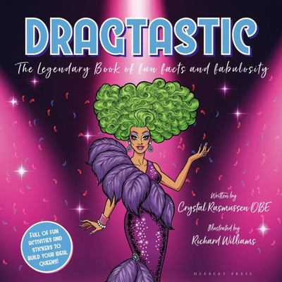Dragtastic - The Legendary Book of Fun, Facts and Colouring