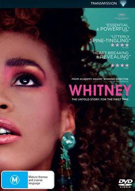 Whitney: The Untold Story, For the First Time Dvd