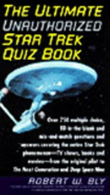 Ultimate Star Trek Quiz Book