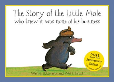 The Story of the Little Mole Who Knew It Was None of His Business (Board)