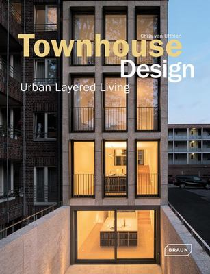 Townhouse Design - Urban Layered Living