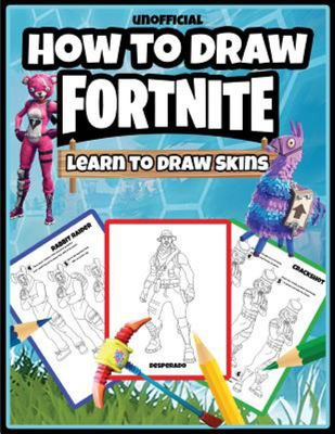 How to Draw Fortnite - Learn to Draw Skins