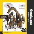 Jigsaw Puzzle - Gondwana: Planet of the Dinosaurs 100pc